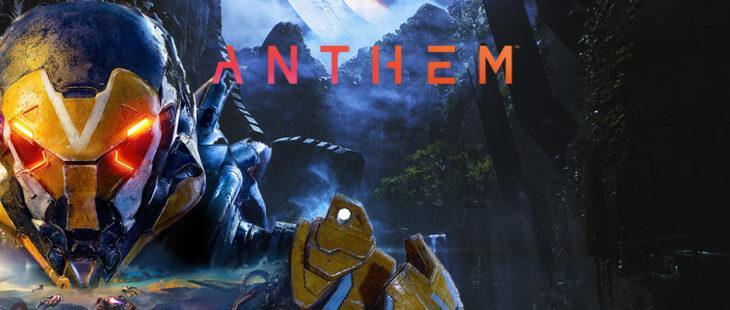 Anthem (PS4 / PlayStation 4) Новости, обзоры, скриншоты