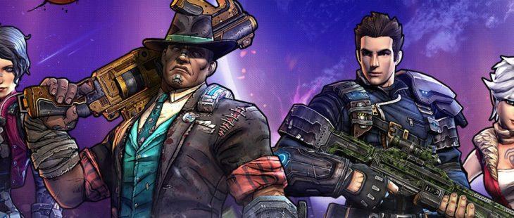 Borderlands 3 | PlayStation 4, новости, обзоры, скриншоты