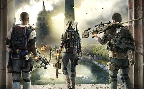 Division 2(PS4 ) Новости, обзоры, скриншоты