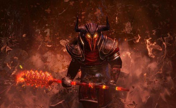 Path of Exile вышла бесплатно на Playstation 4