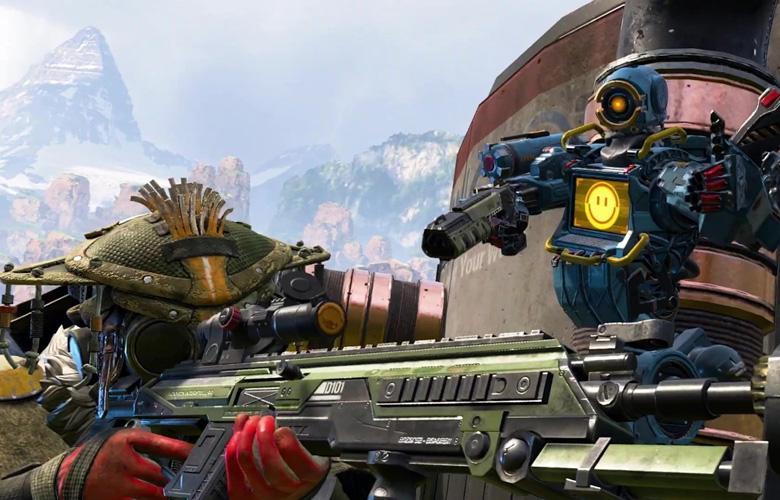 Скоро появится боевой пропуск Apex Legends