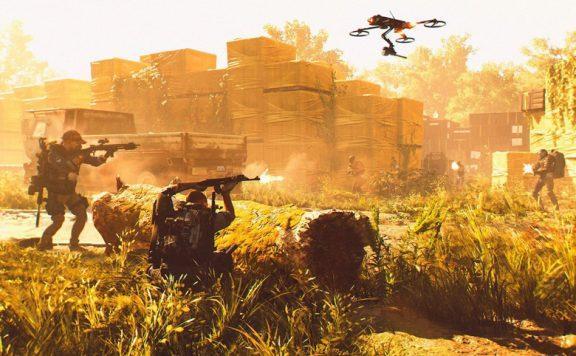The Division 2 вышел новый патч 1.7 для PlayStation 4