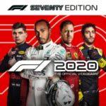 Обложка диска F1 2020 для PS4