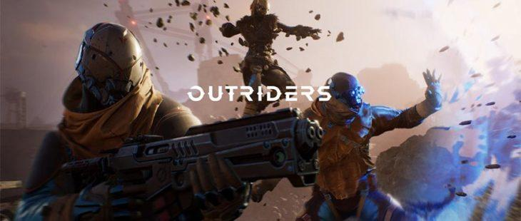 Outriders (PS5 / PlayStation 5) Новости, Обзоры, видео и скриншоты